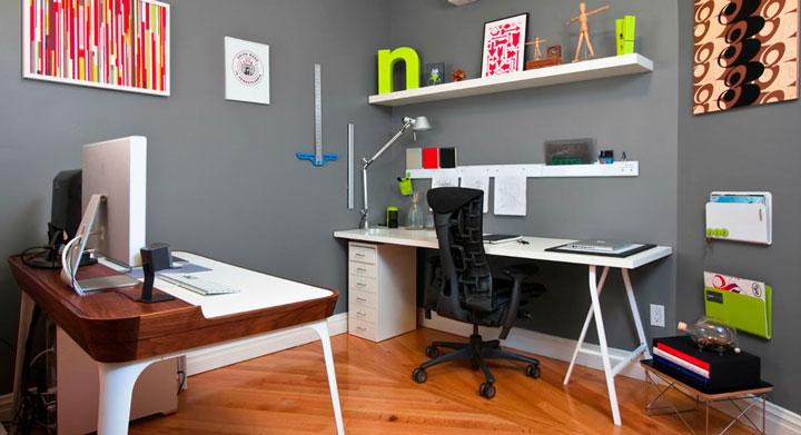 Decoração home office dicas