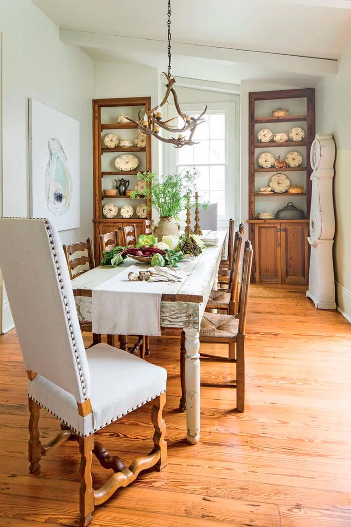 Decoração sala de jantar