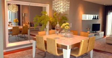 Decoração sala jantar dicas