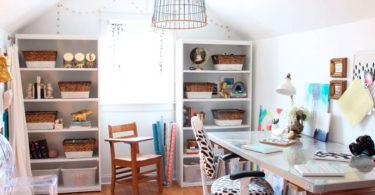 Ideias DIY para organização da casa