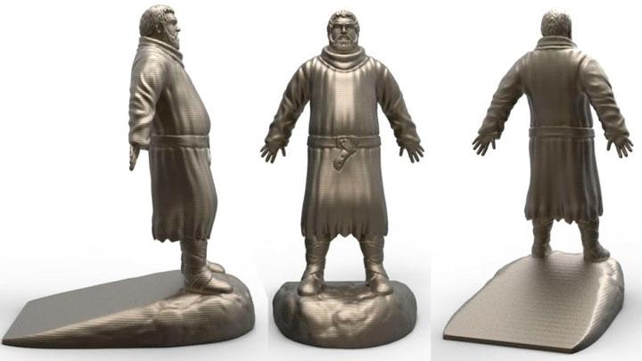 Peso de porta Hodor