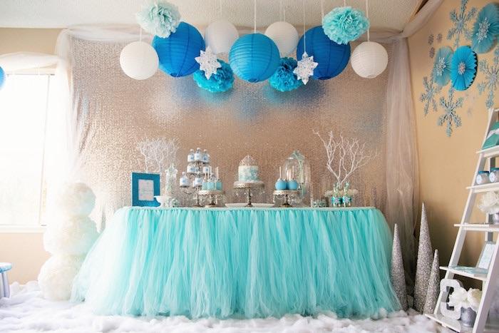 Decoração Frozen Dicas E Ideias Para Sua Festa Amo Decorar