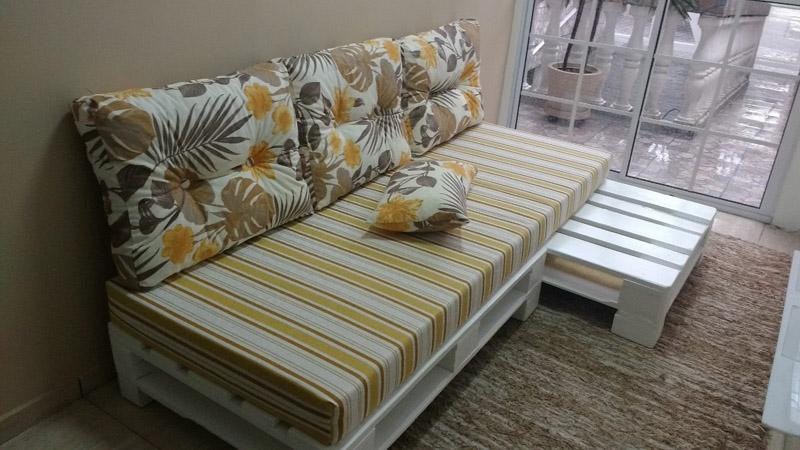 Como fazer sofás de palete + dicas e ideias de decoração e ...
