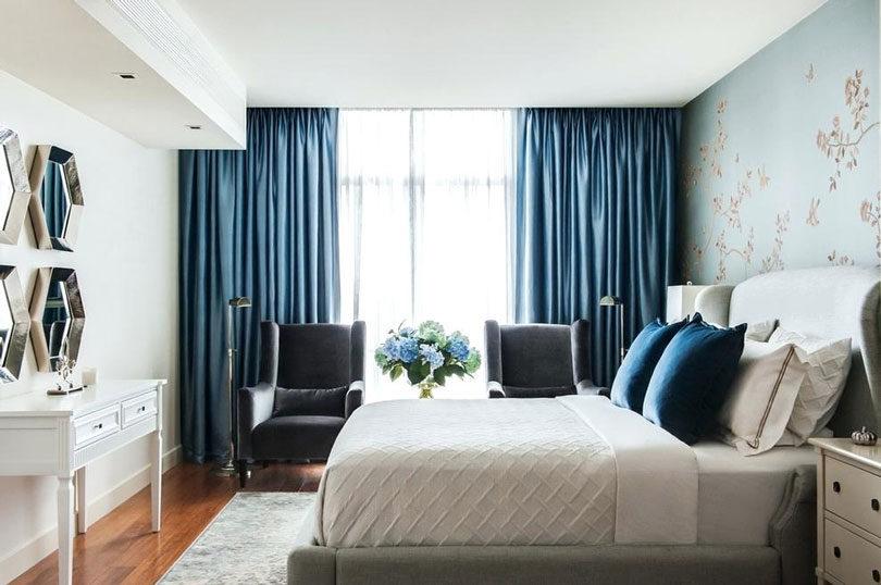Cortinas para quarto decoração