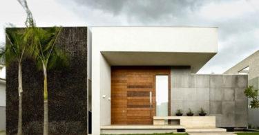 Modelos de muro para casa