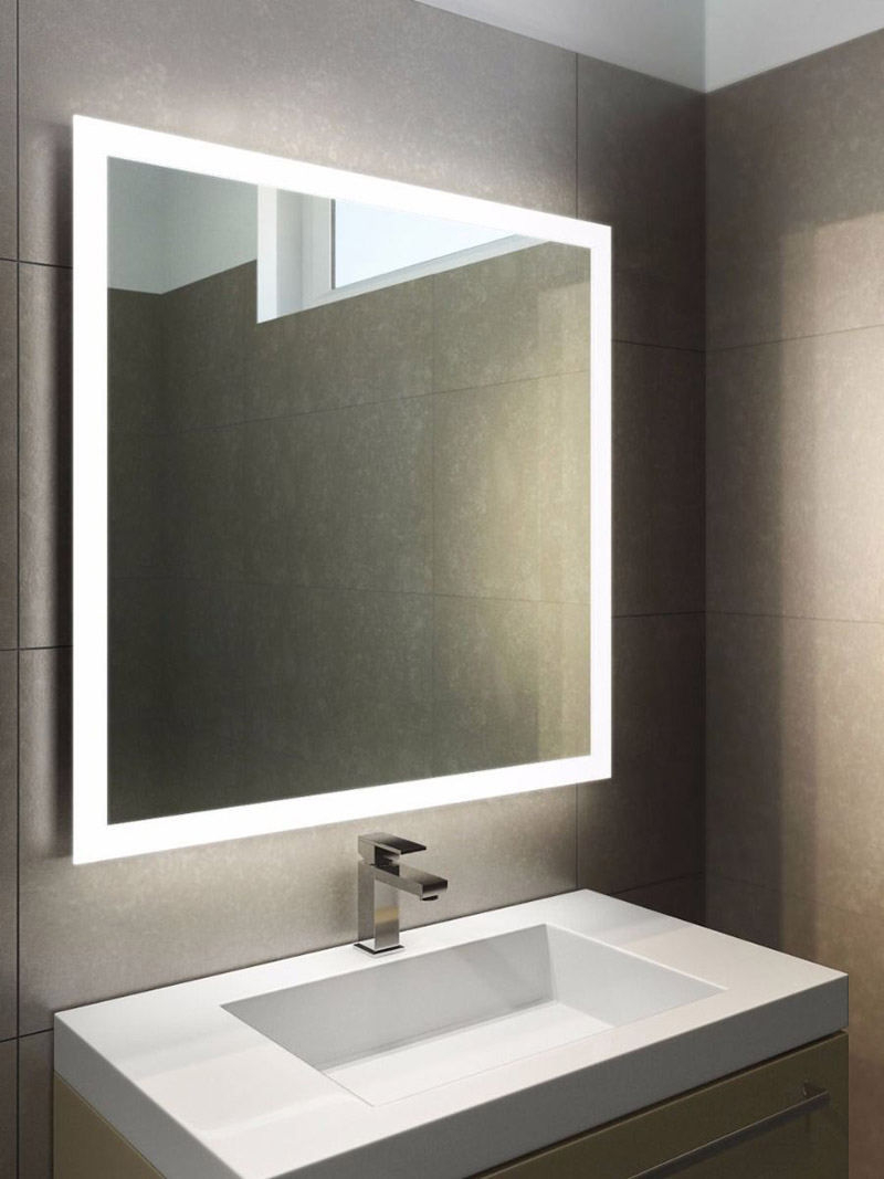 Espelhos Para Banheiros Dicas Para Sua Decora 231 227 O Amo