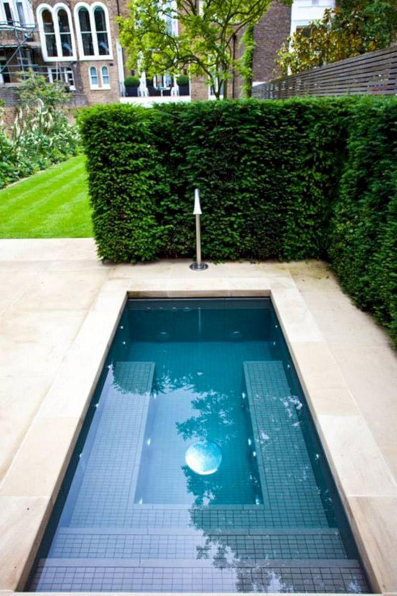 Modelos de piscinas pequenas modelo piscina pequea casas for Piscinas desmontables pequenas