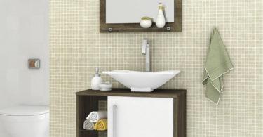 Gabinete para banheiro