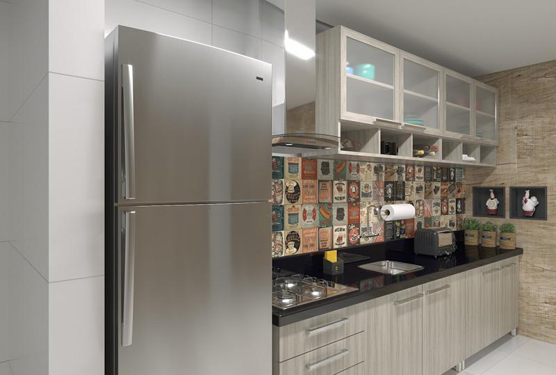 Revestimentos para cozinha