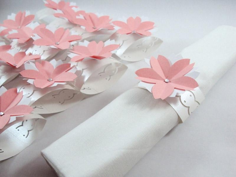 Decoração com origami