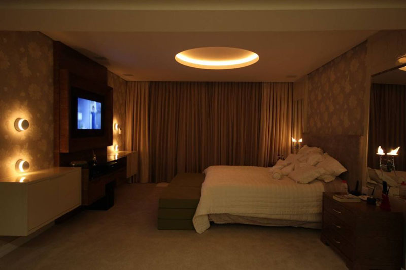 5 dicas para sua iluminação no quarto