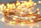 Ideias de decoração com fio de fada