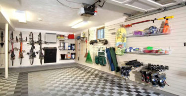 Dicas de decoração para garagem